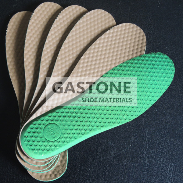 Breathable & Anti-Bacteria PU Foam Shoe Insoles